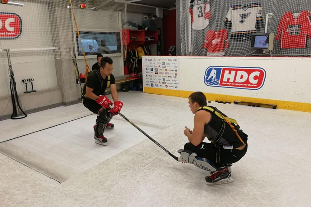 培训哈尔滨体育大学冰球