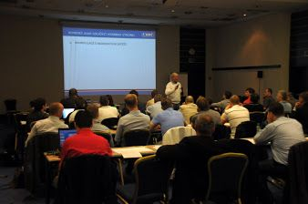 International Ice Hockey conference organized by HDTS