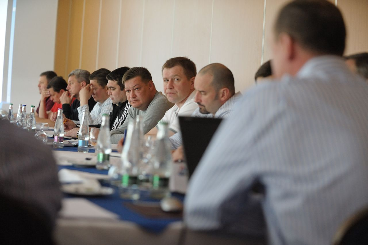 KHL seminar during Hockey World Cup 2011
