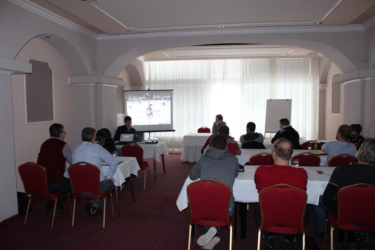 Educational workshop for ČSLH