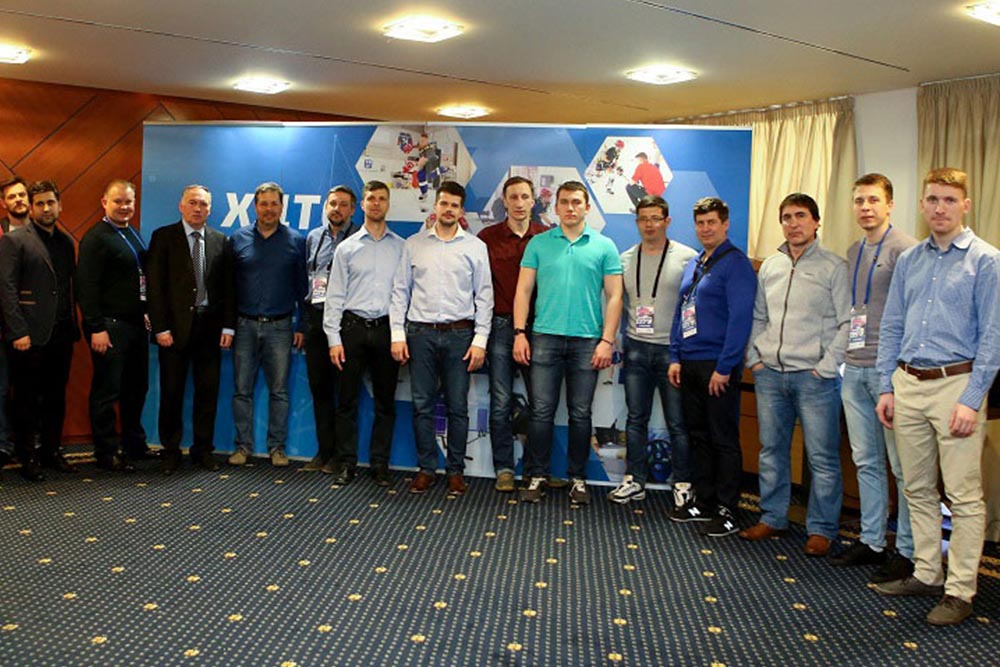 Seminar in Moscow - Current Trends in Modern Hockey