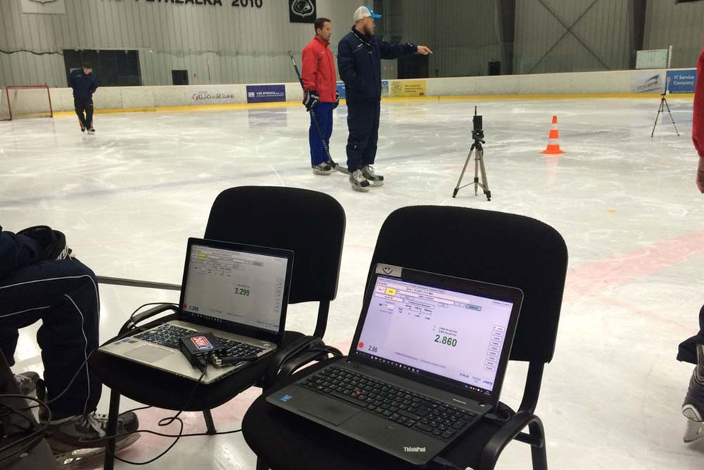 Training of the coaching staff of the National Hockey Center from Moscow