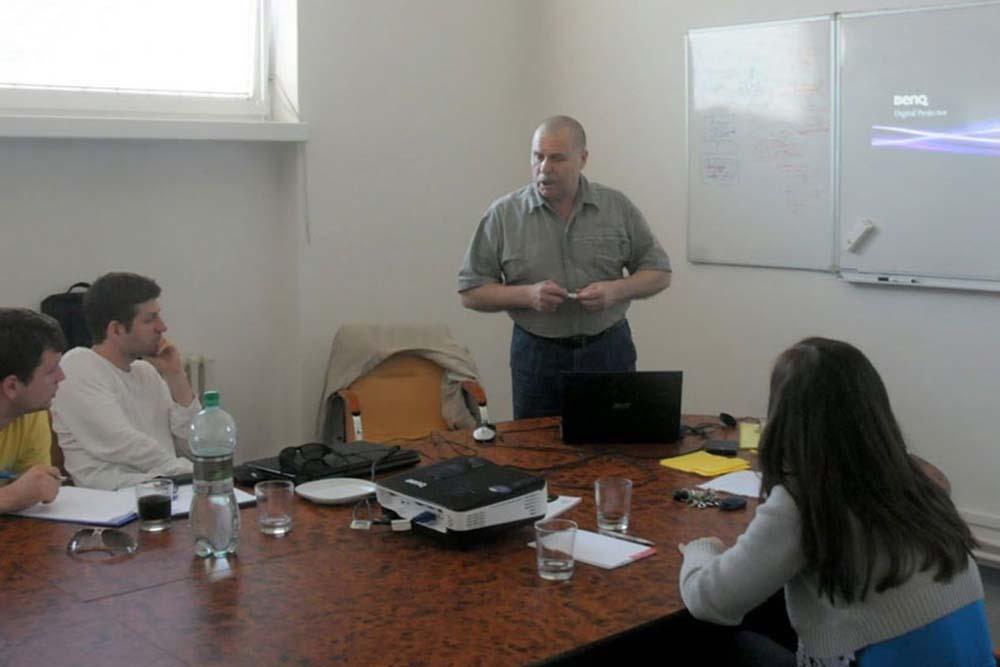 Educational workshop HDTS